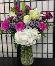 SFS L973 Vased Bouquet