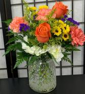 SFS YGV Vased Bouquet
