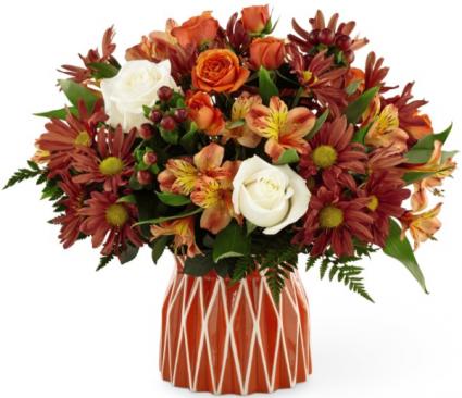 Shades of Autumn Bouquet