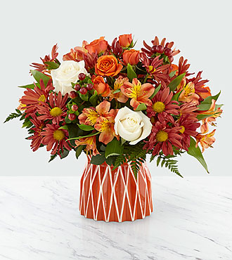 Shades of Autumn Bouquet Fall