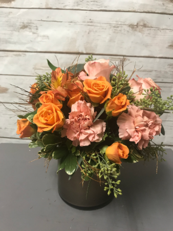 Shades of Copper Arrangement