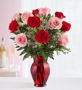 Shades of Pink and Red™ Arrangement