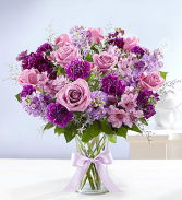 Shades of Purple Arrangement
