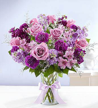 Shades of Purple Arrangement