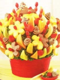 Dipped Deluxe Bouquet Fruity Floret