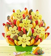 Share a Smile Fruit Bouquet Fresh Fruit Arrangement