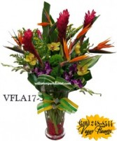 Exotic Impression Floral Arrangement