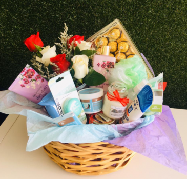 Sharing Love Basket