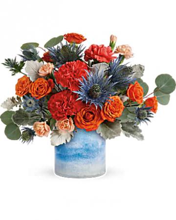 Sharp N' Chic Floral Design