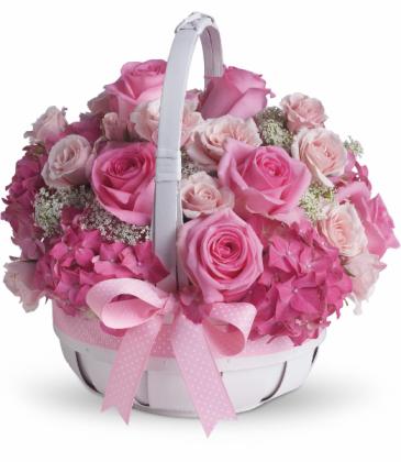 She is Lovely arrangement