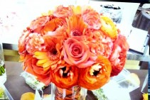 Sherbet Beauty   Wedding Flowers