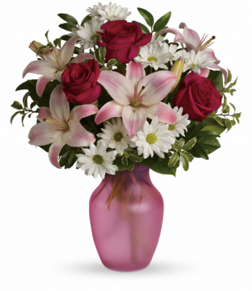 She's The One  All-Around Floral Arrangement