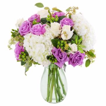 Shhh I Got You Flowers!! Arrangement
