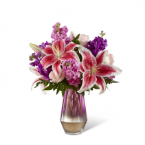 Shimmer and Shine Vase Arrangement