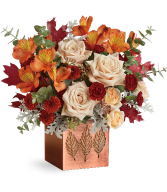 Shimmering Leaves  Teleflora  T19T305A