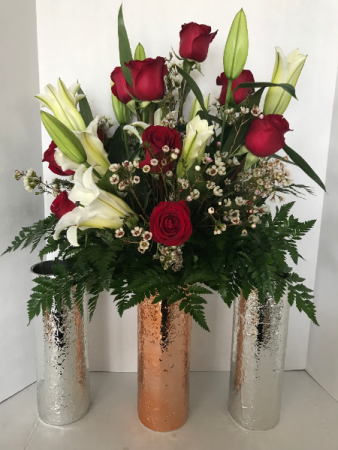 Flowers Of Your Choice Pick her favorite flowers call for pricing.