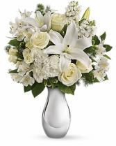 Shimmering White T407-1 16