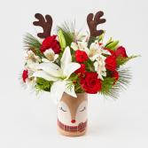 Shine Bright Bouquet Christmas