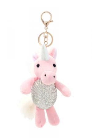 Shine Bright Unicorn Keychain Miss Mississippi Pageant