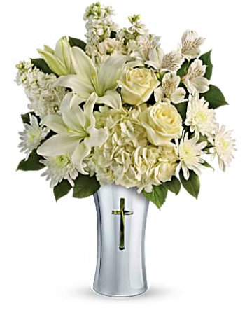 Shining Spirit Bouquet Sympathy Flowers / All Occasions