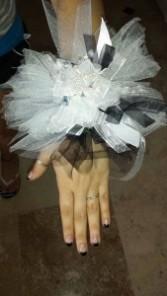 Flowerless Wristlet