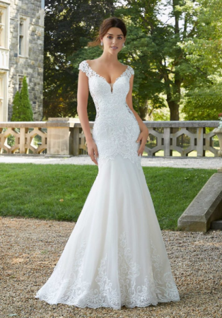 SHIRLEY BY MORILEE BRIDAL GOWN