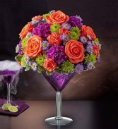 Shocktail Bouquet™ by 1800flowers Halloween Arrangement