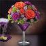Shocktail Martini Bouquet Fall Arrangement
