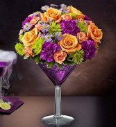 Shocktail Martini Bouquet™ Halloween