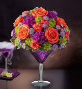Shocktail Martini Floral Bouquet