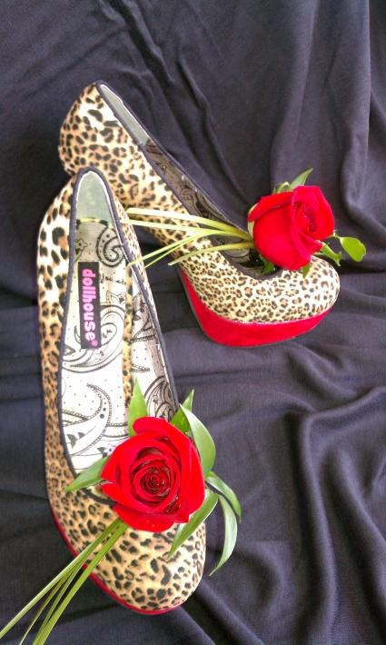 Shoe Corsage Corsage