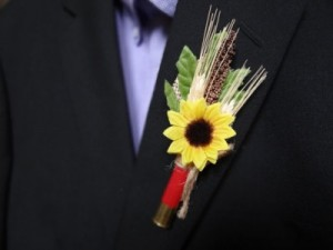 Shotgun Shell Bouts All flowers& custom orders accepted in Forney, TX | Kim's Creations Flowers, Gifts and More
