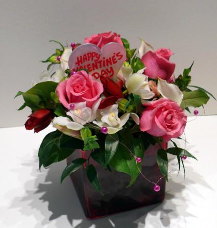 So In Love! Valentine's Arrangement