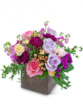 Show Me Love Flower Arrangement