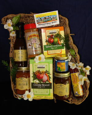 Show Me Missouri  Gift Basket in Hallsville, MO | Addie Jane Originals
