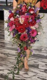Show Stopper Custom Bridal Bouquet