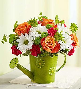 Shower of Flowers vase
