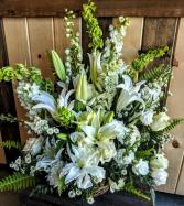 Shower of Remembrance  Fresh Floral Design
