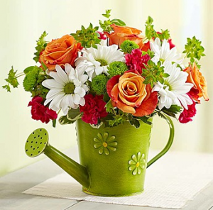 Showers of Flowers™ Arrangement in Croton On Hudson, NY | Cooke's Little Shoppe Of Flowers