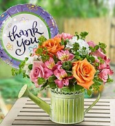 Showers of Flowers Thank you Bouquet Great for Secretary's Day!