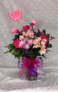 Showing Love Valentine's Day