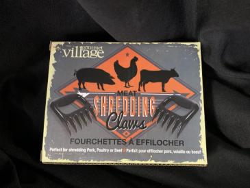Shredding Claws Gourmet Food