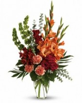 SIENNA SUNRISE Vase Arrangement