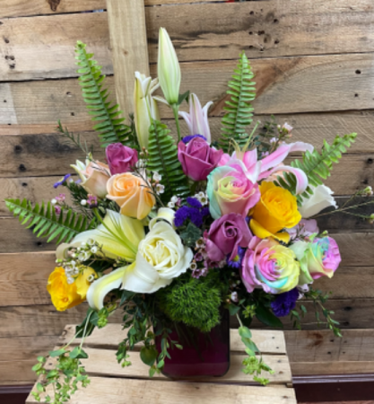Sight of Beauty  Spring arrangement