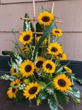 Sigi's Sensational Sunflowers Highstyle