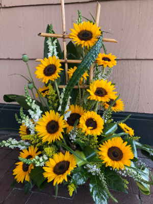 Sigi's Sensational Sunflowers Highstyle  in Charlotte, NC | GALLERY OF FLOWERS