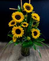 Sigi's Simple Sunflowers Highstyle