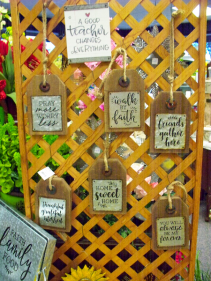 Sign Tags