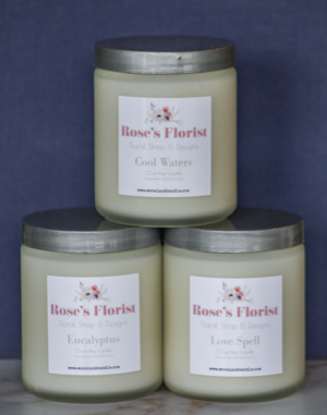 Signature Scents  Candle Set in Biloxi, MS | Rose's Florist