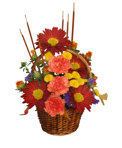 signs of fall basket of flowers in utica mi a special touch bill